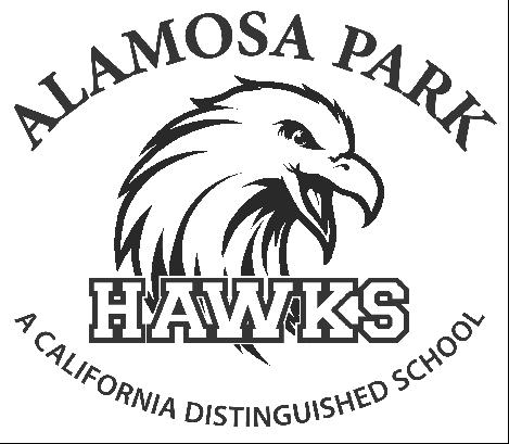 alamosa park hawks logo