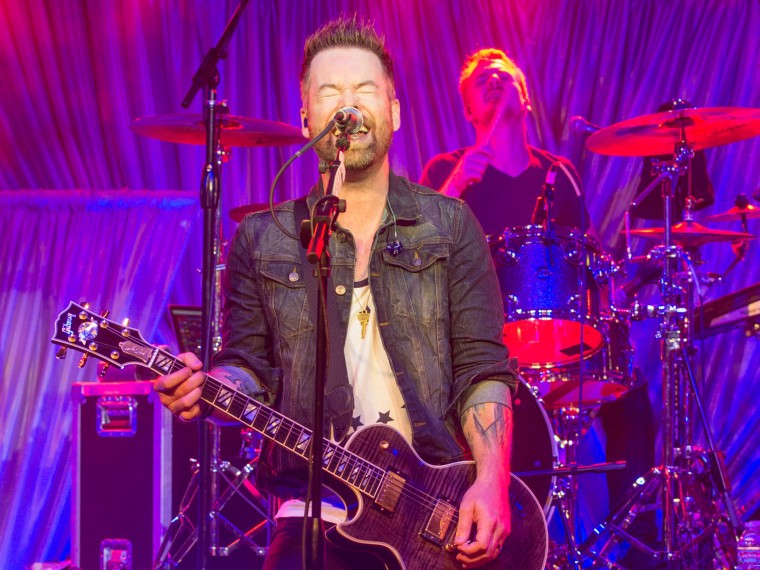2015 ROMP Gala with David Cook