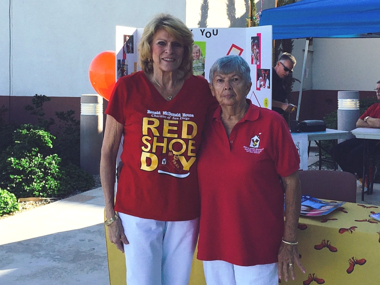 Volunteer Profile: Jan Hester and Jo Ann Weissman