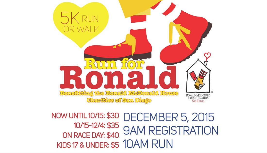 5K Run for Ronald
