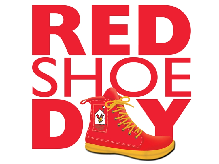 Volunteer for Red Shoe Day!