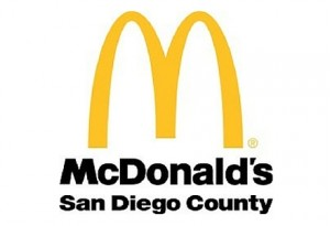 McDonald's San Diego County