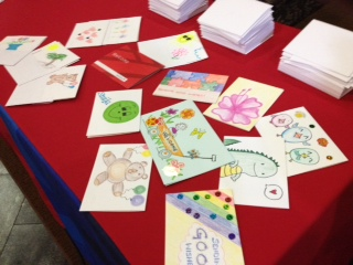 Cards for Ronald McDonald House