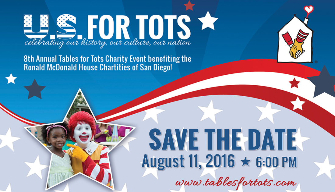 Tables For Tots