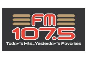 FM 107.5 logo