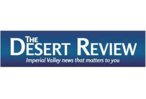The Desert Review logo