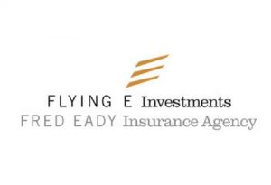 Flying E Investments Fred Eady Insurance Agency logo