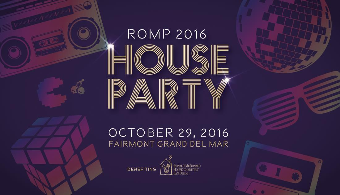 ROMP House Party