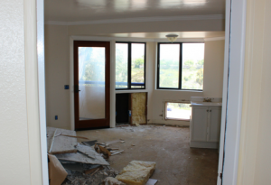 photo of guest suite renovation