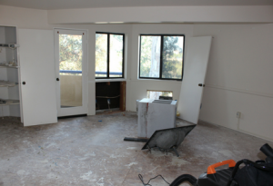 photo of North House guest suite renovation