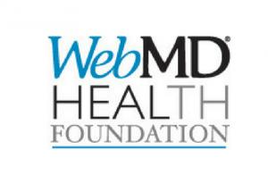 WebMD Health Foundation logo