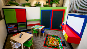 North House play room