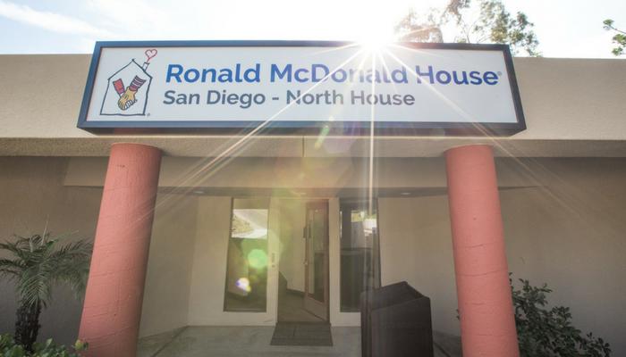 North House Entrance