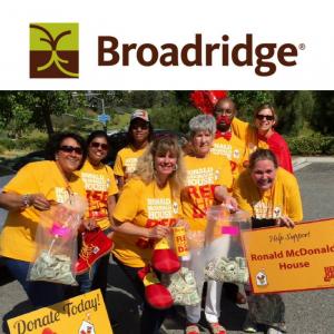 Broadridge Advisor Solutions supports RMHCSD
