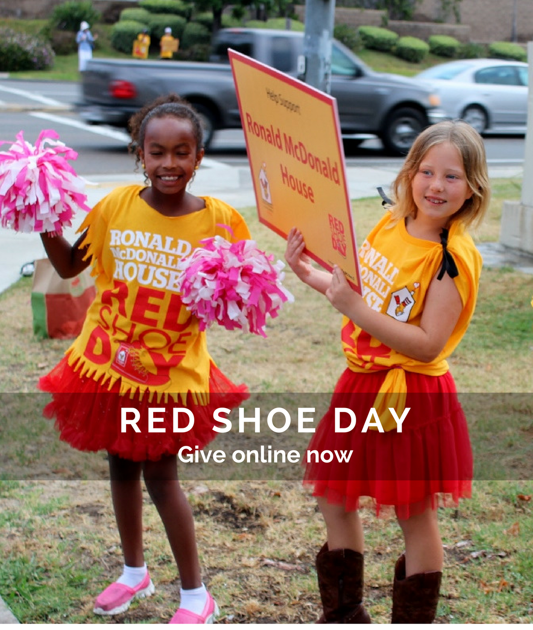 Red Shoe Day Give Now