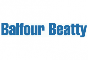 Balfour Beatty sponsor logo