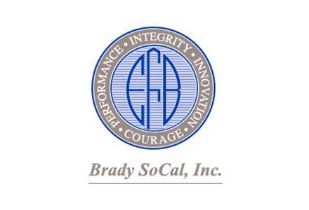 Brady SoCal, Inc.