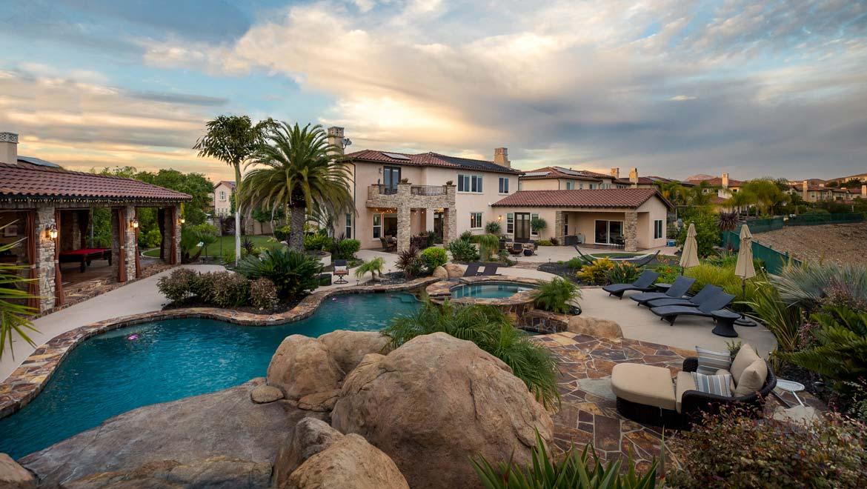 San Diego Dream House Raffle