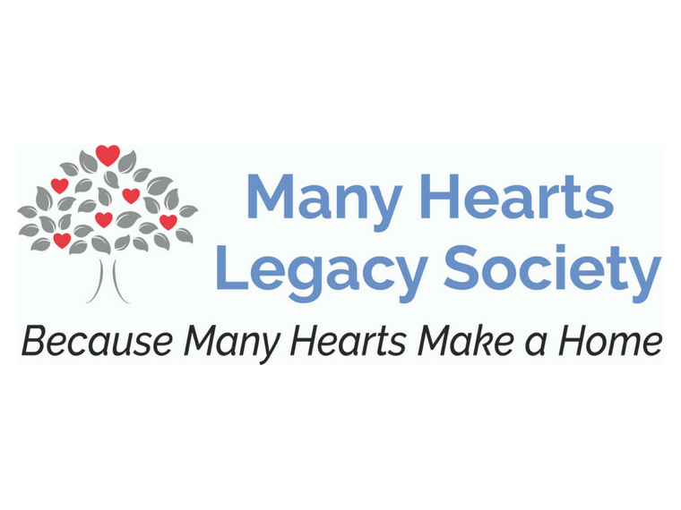Loving Hearts Create a Legacy of Care: New Legacy Society