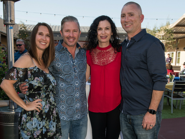 Best of Friends raise nearly $100,000: Dinner with Friends