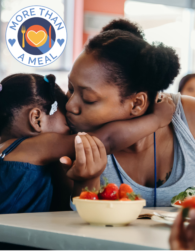 More Than a Meal: Double Your Impact