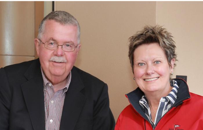 K.C. and Linda Thompson