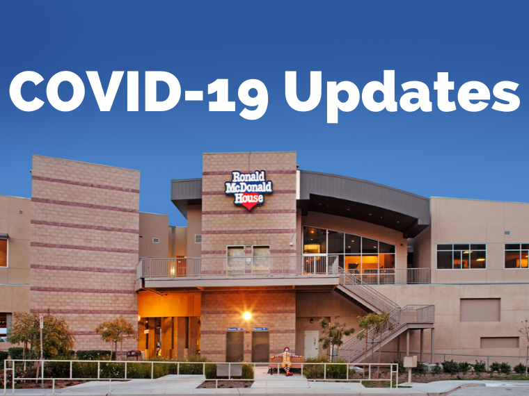 Updates at San Diego's Ronald McDonald House