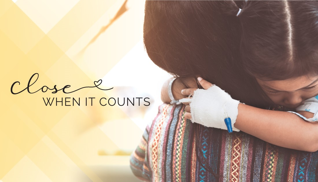 Give to Keep Families Close When It Counts
