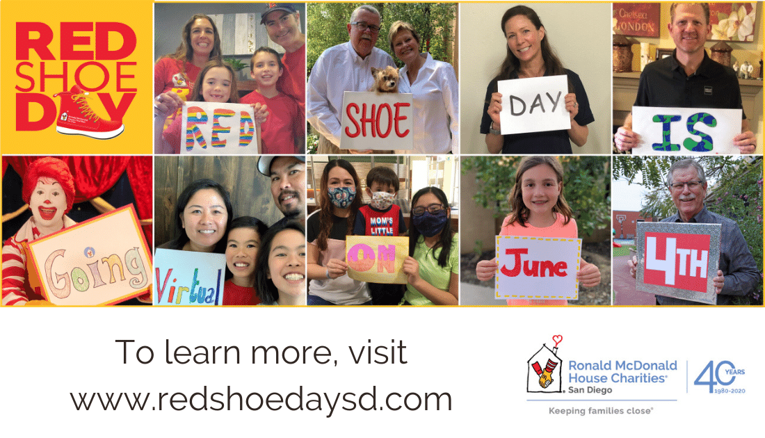 Red Shoe Day of Giving