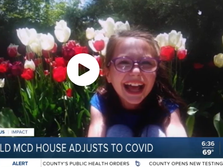 Our House and Families During COVID-19: ABC 10News