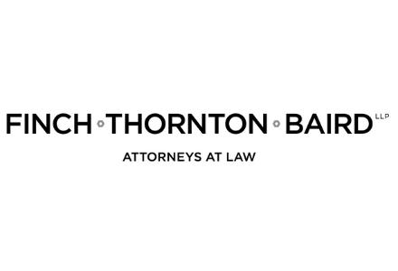 Finch, Thornton & Baird, LLP