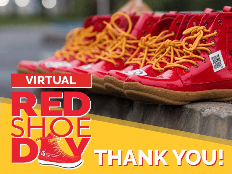 Virtual Red Shoe Day 2021: A Real Success for Family Care!