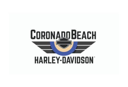 Coronado Beach Harley Davidson logo