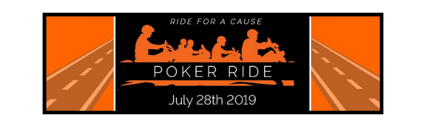 Poker Ride 2019 Logo